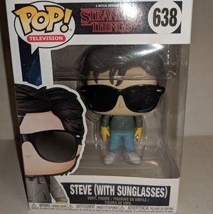 Funko Pop Steve Stranger Things